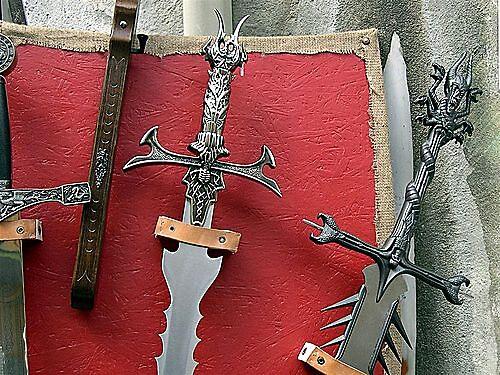weapon in greece museum by ketilela