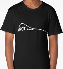 Not a Normal Curve Long T-Shirt