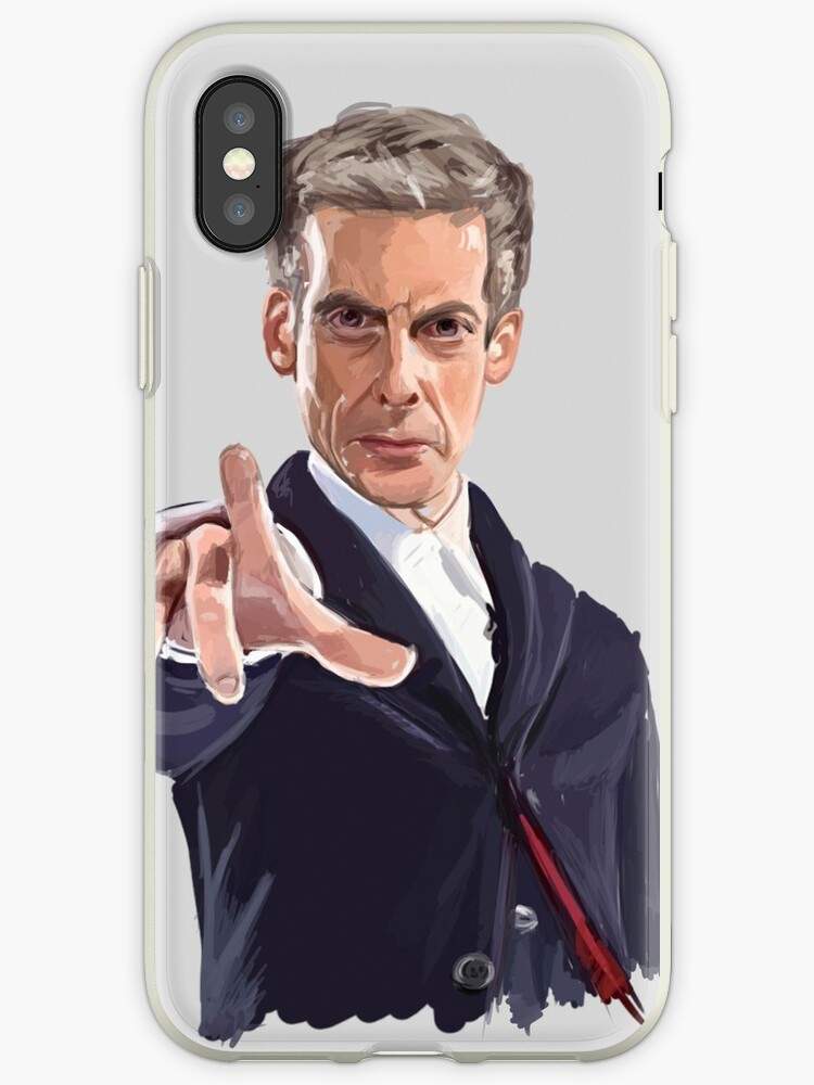 Dr ??? by BethRoweArt