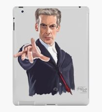 Dr ??? iPad Case/Skin