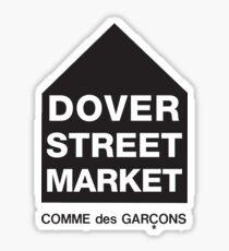 Dover Street Market CDG Logo Sticker