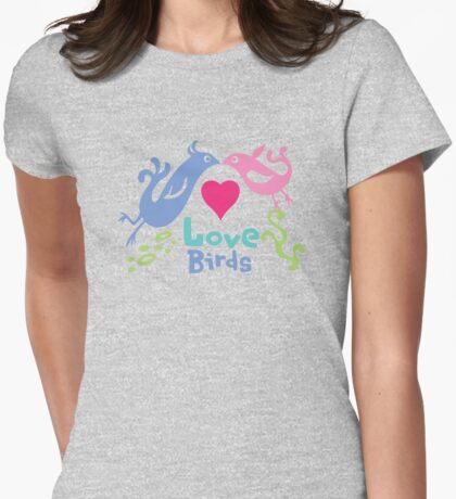 Love Birds - light colors T-Shirt