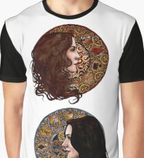 The Agent & The Artificer Graphic T-Shirt