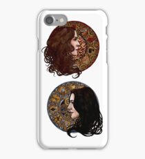 The Agent & The Artificer iPhone Case/Skin