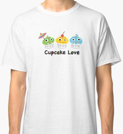 Cupcake Love II Classic T-Shirt