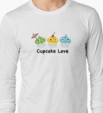 Cupcake Love II Long Sleeve T-Shirt
