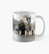Scottish Town Scenery Mug