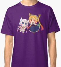 chibi dragons Classic T-Shirt