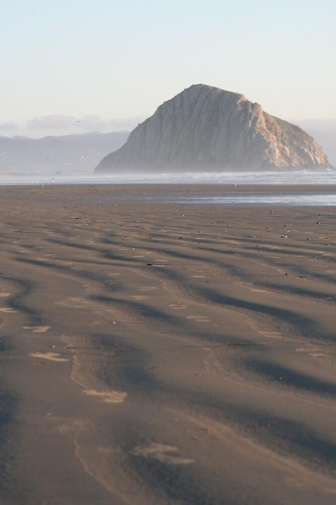 Morro Bay Rock by augigirl