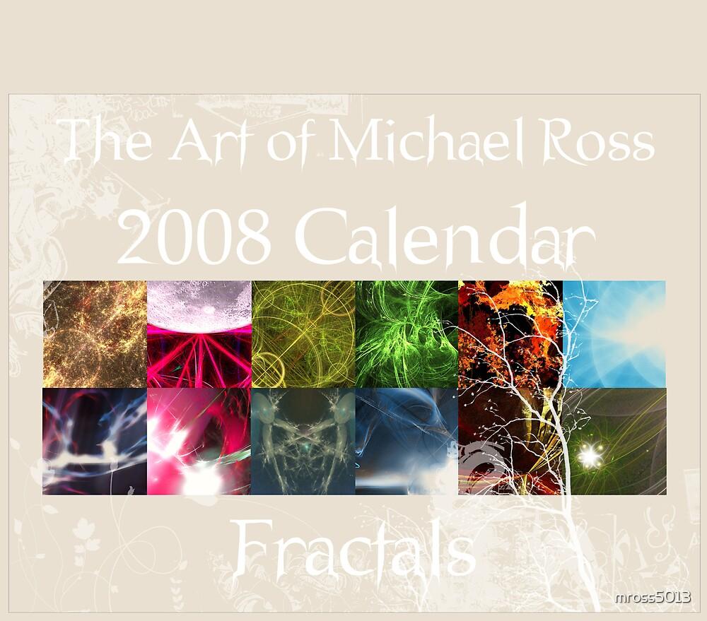 2008 Calendar Cover by mross5013