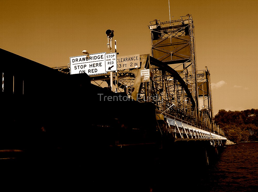Stillwater St.Croix Bridge (MN Side) by Trenton Purdy