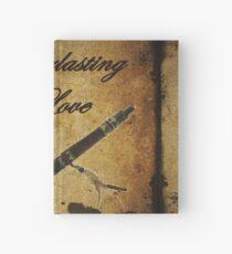 rasta vintage Hardcover Journal
