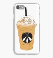 Starbucks Butterbeer iPhone Case/Skin