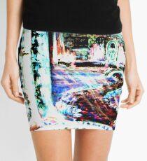 Babbling Brook Cottage Mini Skirt