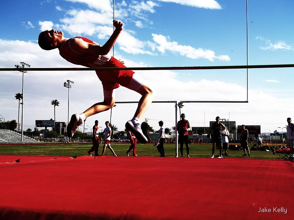 High Jump by Jake Kelly