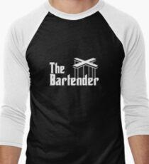The Bartender Men's Baseball ¾ T-Shirt