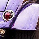 Deep Purple by Norman Repacholi