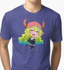 Chibi Lucoa Tri-blend T-Shirt