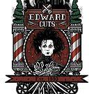 EdwardCuts  by Onebluebird