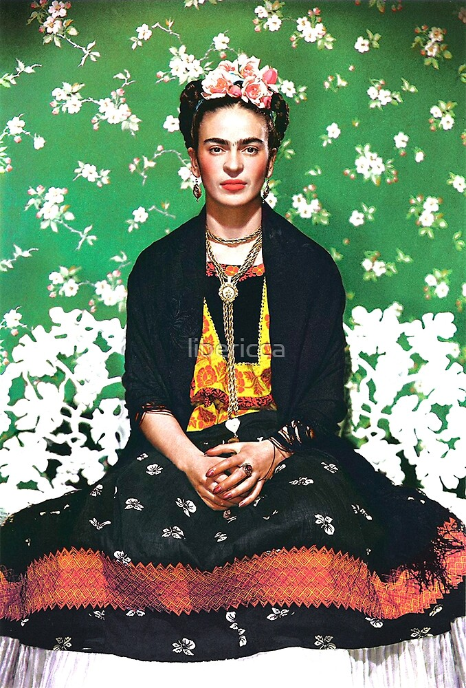Frida Kahlo by libericca