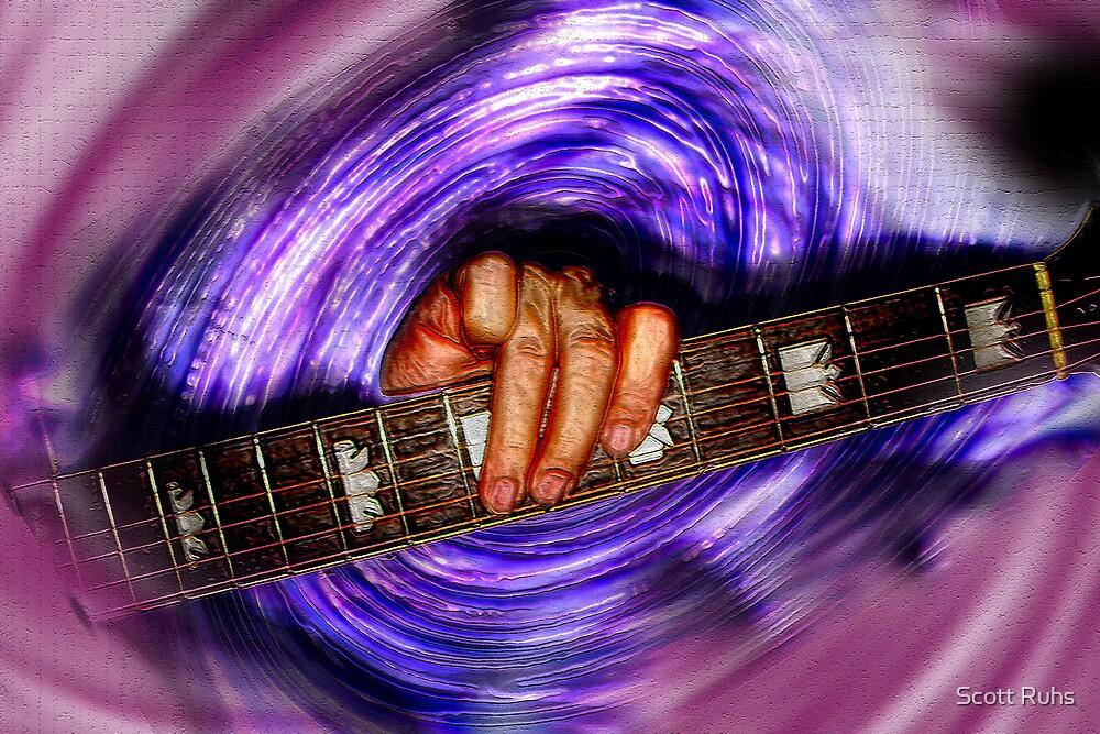 Purple Haze by Scott Ruhs