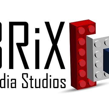 BRiX Media Studios Logo by bxbrix