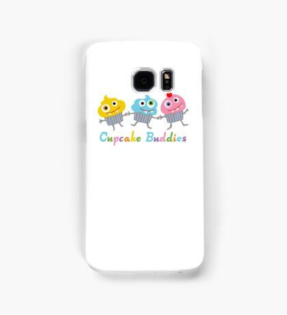 Cupcake Buddies Samsung Galaxy Case/Skin