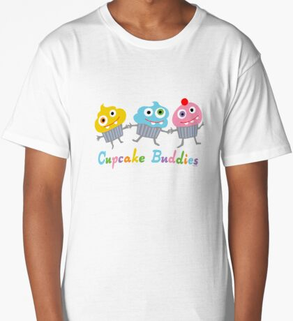 Cupcake Buddies Long T-Shirt