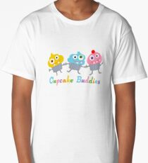 Cupcake Buddies Long T-Shirt