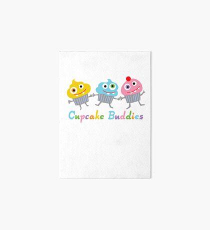 Cupcake Buddies Art Board