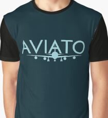 Aviato - Silicon Valley Graphic T-Shirt