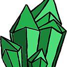 Natural Emerald by shutupchloe