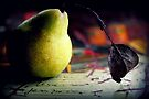 The Pear And The Leaf by Evita