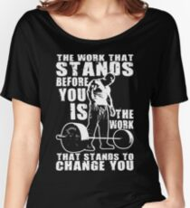 The Work That Stands Before You Women's Relaxed Fit T-Shirt