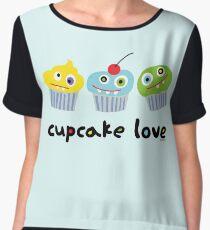 Cupcake Love ll Chiffon Top
