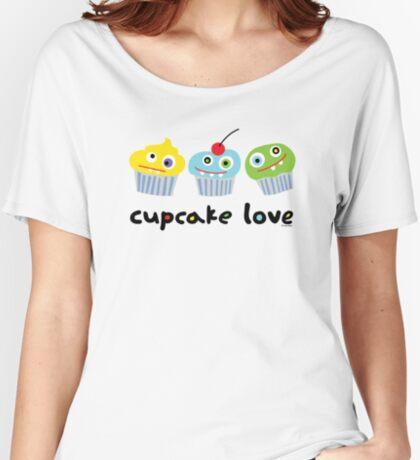 Cupcake Love ll Women's Relaxed Fit T-Shirt