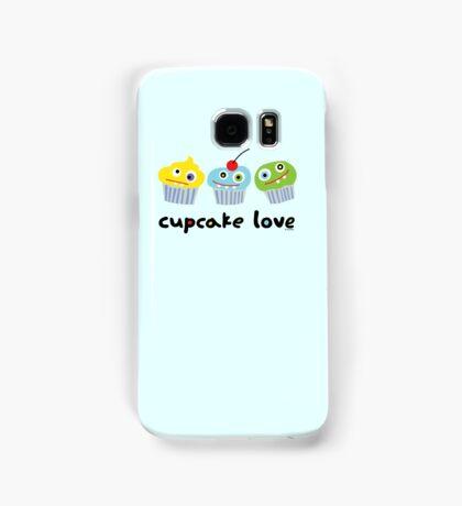 Cupcake Love ll Samsung Galaxy Case/Skin