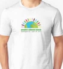 People's Climate March - April 29, 2017 - Washington DC Unisex T-Shirt