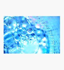 Ice Macro I Photographic Print