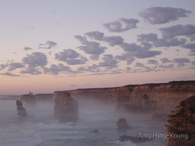 The Misty Apostles by Amy Hing-Young