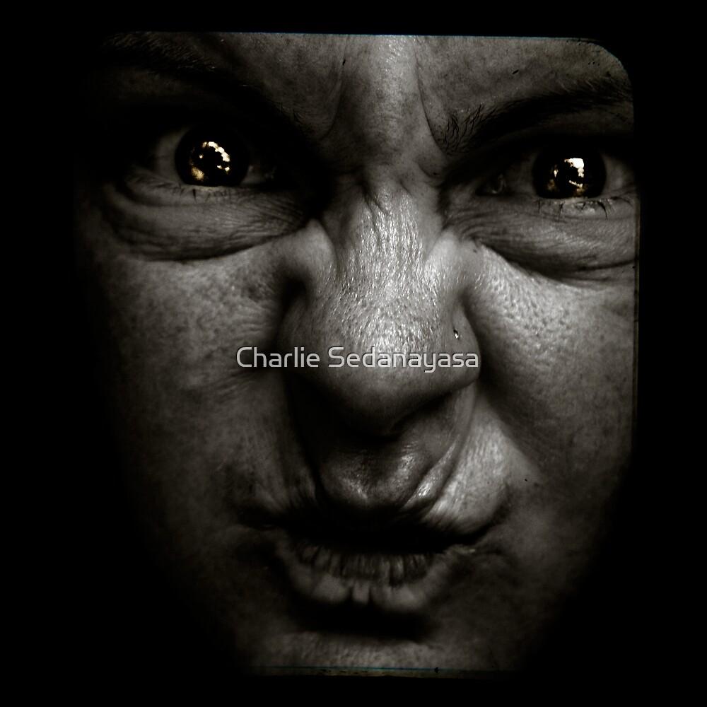 |annoyed| by Charlie Sedanayasa