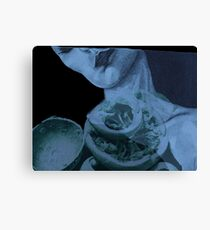 Fruitful Femme Fetale Canvas Print