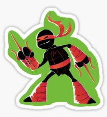 TMNT- Raph Sticker
