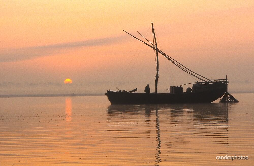 Ganges Dawn by randmphotos