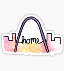 St. Louis Arch- Home Sticker