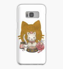King Kitty Samsung Galaxy Case/Skin