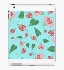 Exotic Blossoms iPad Case/Skin