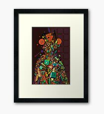 """Wise Man"" 4 Framed Print"