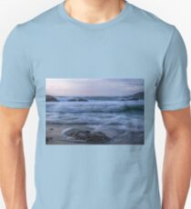 Whispering waves on the beach T-Shirt