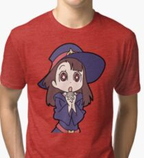 Akko Surprised Shirt Tri-blend T-Shirt